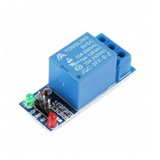 1 CHANNEL RELAY MODULE (ARDUINO)