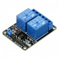 2 CHANNEL RELAY MODULE (ARDUINO)