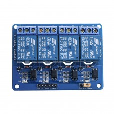4 CHANNEL RELAY MODULE (ARDUINO)