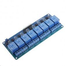 8 CHANNEL RELAY MODULE (ARDUINO)